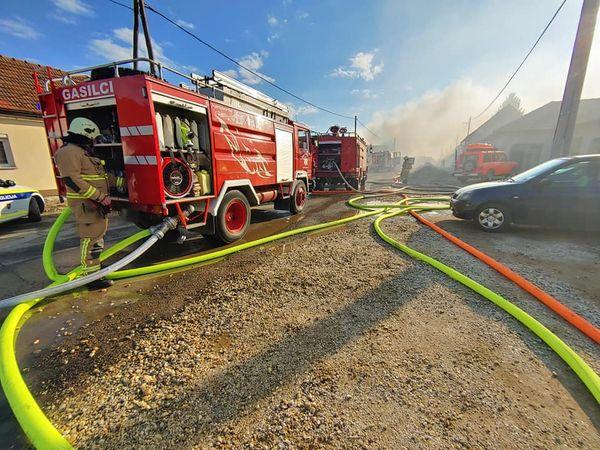 Požari v stanovanjskih stavbah