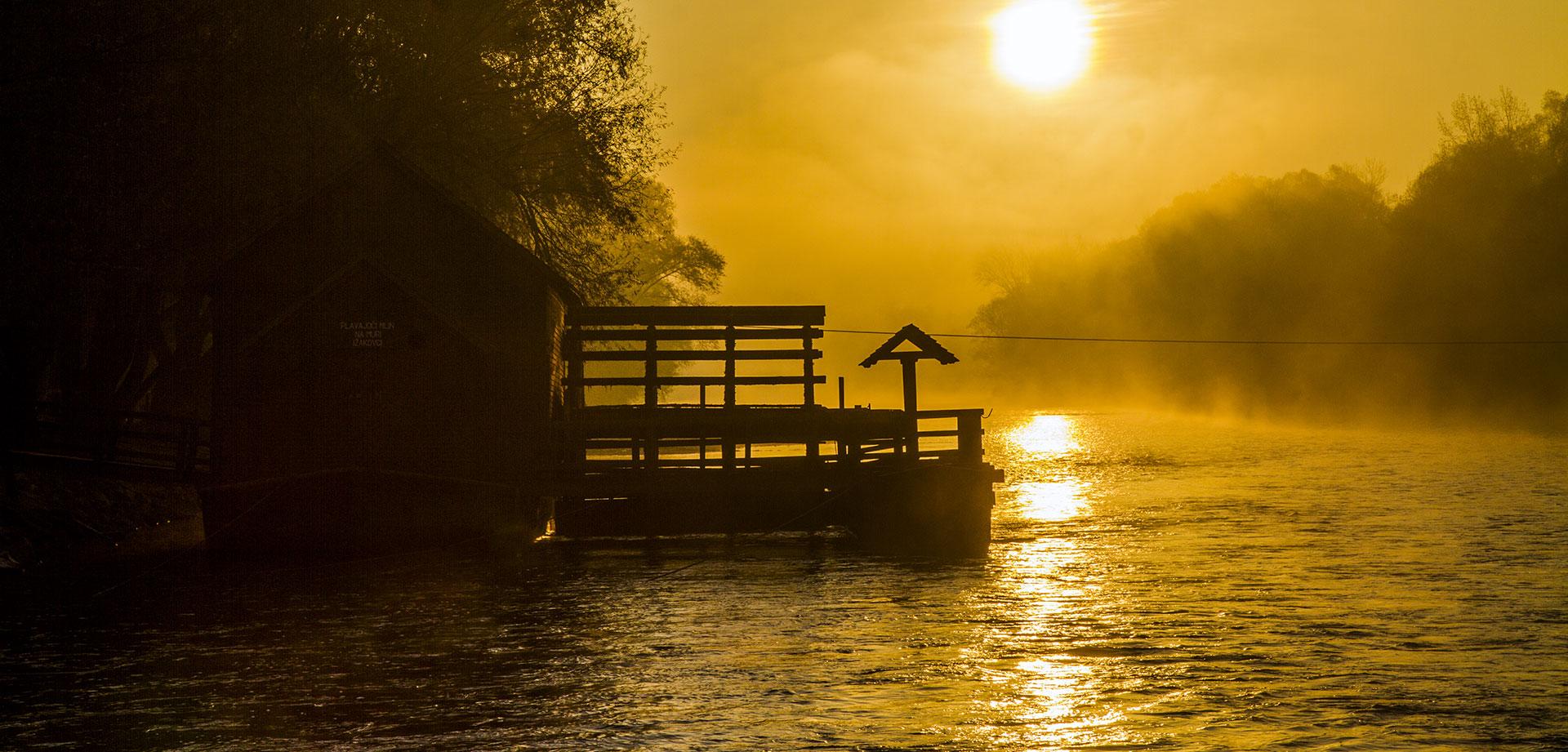 Mlin na Otoku ljubezni